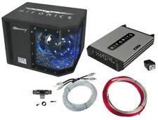 Hifonics MBP1000.4 Basspaket 4-Kanal 1000 Watt max. Komplettset Einbaupaket