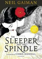The Sleeper and the Spindle by Neil Gaiman 9781408859650 | Brand New