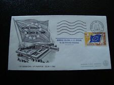 FRANCE - enveloppe 25/1/1965 yt service n° 27 (cy19) french