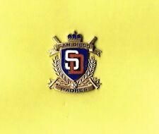 San Diego Padres MLB Baseball Crest Logo Lapel Hat Pin