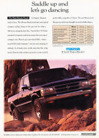 chili pepper Classic Vintage Advertisement Ad H12 1993 Ford Ranger Truck
