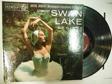 33 RPM Vinyl Tchaikovsky Swan Lake Mercury MG 50070 010615KME
