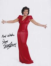 Shirley Bassey HAND SIGNED 8x10 Photo, Autograph, James Bond Goldfinger, 007 (B)