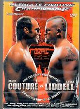 DVD UFC - 52 : Couture vs Liddell (neuf sous blister)