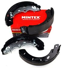 MINTEX REAR AXLE BRAKE SHOES SET FORD FOCUS B-MAX MFR727 (REAL IMAGE OF PART)
