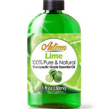 Artizen Lime Essential Oil (100% PURE & NATURAL - UNDILUTED) - 1oz / 30ml