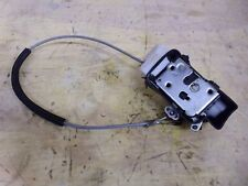 GENUINE MASERATI GRANCABRIO DRIVER SIDE FRONT DOOR LOCK CATCH MOTOR  2010 - 2012