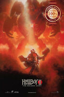 NEW HELLBOY 2 II THE GOLDEN ARMY MOVIE COMIC HOME ART PHOTO PRINT PREMIUM POSTER