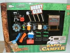 1/24 Parti Accessorio, vacanza in campeggio, Set di grandi dimensioni, Kit per l'aggiornamento, Diorama