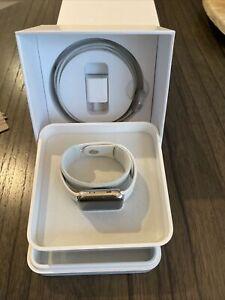 Apple Watch Series 3, 42mm Stainless Steel Case GPS-Wi-Fi & Cel ATT