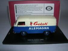 """STARLINE Lancia Jolly """" GELATI ALEMAGNA """" Year 1962 Blue White Blue White, 1:43"""