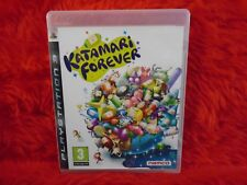 ps3 KATAMARI FOREVER The Ultimate Rolling Experience PAL UK Version REGION FREE