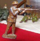 VINTAGE PRE WAR POST WAR PAINTED TOY SOLDIER BRITISH MAKERS SEE LISTING DETAILS!