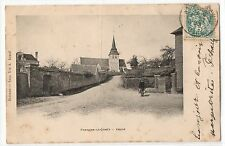 CPA 27 - FONTAINE LA SORET (Eure) - Eglise - Ed. Acard - Dos simple