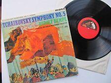 "Tchaikovsky No 5 12"" LP BPO Kempe HMV ALP 1800 Mono UK 1960's 1st Label"