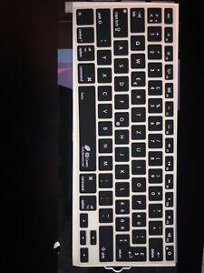 keyboard cover MacBook Air Swiss/German