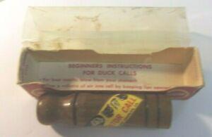 Vintage FAULK'S Predator Call P-60 in original box