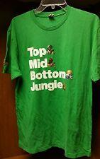 PAX PRIME league of Legends shirt 2013 top mid bottom jungle lol  green sz large