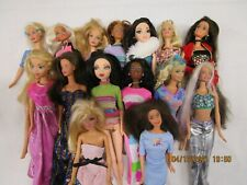 Mattel Barbie Lot! Good Condition W/ Clothing And Accessories V2