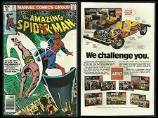Amazing Spider-Man #211 VF (1980, Marvel) Namor the Sub-Mariner