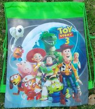 Toy Story Backpack Swimming Clothes Environmental Toy Drawstring Bag YD41# Gift