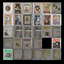 Colette de 1932 à 1973 ARTBOOK by PN