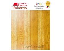 Dark Wood Self Adhesive Vinyl Floor Tiles - 4pk - Vinyl Floor Wall 30cm x 30cm