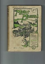 The Motor Manual - 23rd Edition