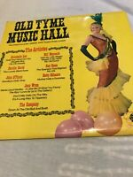 "Old Tyme Music Hall - Various Artists 12"" Vinyl 1972 Edition"
