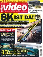 video Magazin, Heft Dezember 12/2018: 8K ist da! +++ wie neu +++
