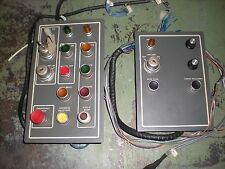 Automatix Model 800 Robot Control Panel Set - #1