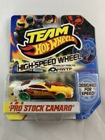 Hot Wheels Test Facility - High Speed Wheel Chevrolet Pro Stock Camaro - BOXED