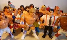 Hasbro Wrestling Plastic Action Figures