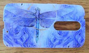 Stephanie Law Dragonfly Soft Gel Case for Motorola Droid Turbo 2