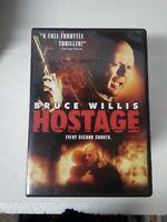 Hostage (DVD, 2005) Bruce Willis, Kevin Pollak