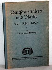 Pittura tedesca e plastica di 1350-1450 - il dottor Hermann montagna d'onore (1920)