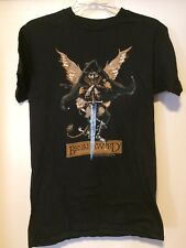 vtg 1982 JETHRO TULL Broadsword & Beast concert tour T Shirt soft thin mens XS