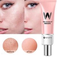 30ml VENZEN W Primer Concealer Shrink Pore Primer Base MakeUp Faces Brighten