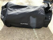 PACKTITE Bed Bug Killing Heater Unit Portable And Travel  Black Bag