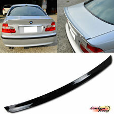 PAINTED BMW E46 Saloon 3-Series Trunk Spoiler Wing 1999 325i 330i 330xi #668 ☆