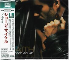 GEORGE MICHAEL FAITH 2013 JAPAN RMST BLU-SPEC CD2 HIGH FIDELITY FORMAT - NEW/SLD