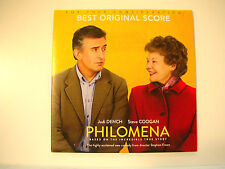 PHiLOMENA Movie CD Soundtrack FYC BEST ORIGINAL SCORE Alexandre Desplat 38 Track