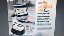 Sentry Endura Grease Monitoring Wireless System Restaurant