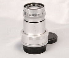 Zeiss Jena Triotar 85mm f4 Lens Modified to Leica M from JAPAN #015764