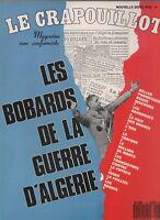 LE CRAPOUILLOT n°93. Les bobards de la guerre d'Algérie.