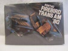 MPC  Pontiac Trans Am '80  Black Promo Model Car Kit  NIB 1:25 scale  (316H)