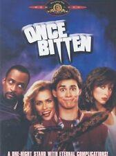 Once Bitten 0027616888556 With Jim Carrey DVD Region 1