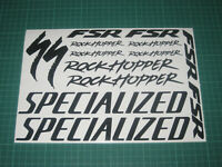 SPECIALIZED S-WORKS VENGE Cycling Stickers Decals Set Bike Frame Fork MTB Road
