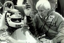 Bernd Schneider Zakspeed F1 Portrait 1988 Signed Photograph 2