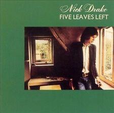 Five Leaves Left [LP] by Nick Drake (CD, Oct-2013, Island (Label))